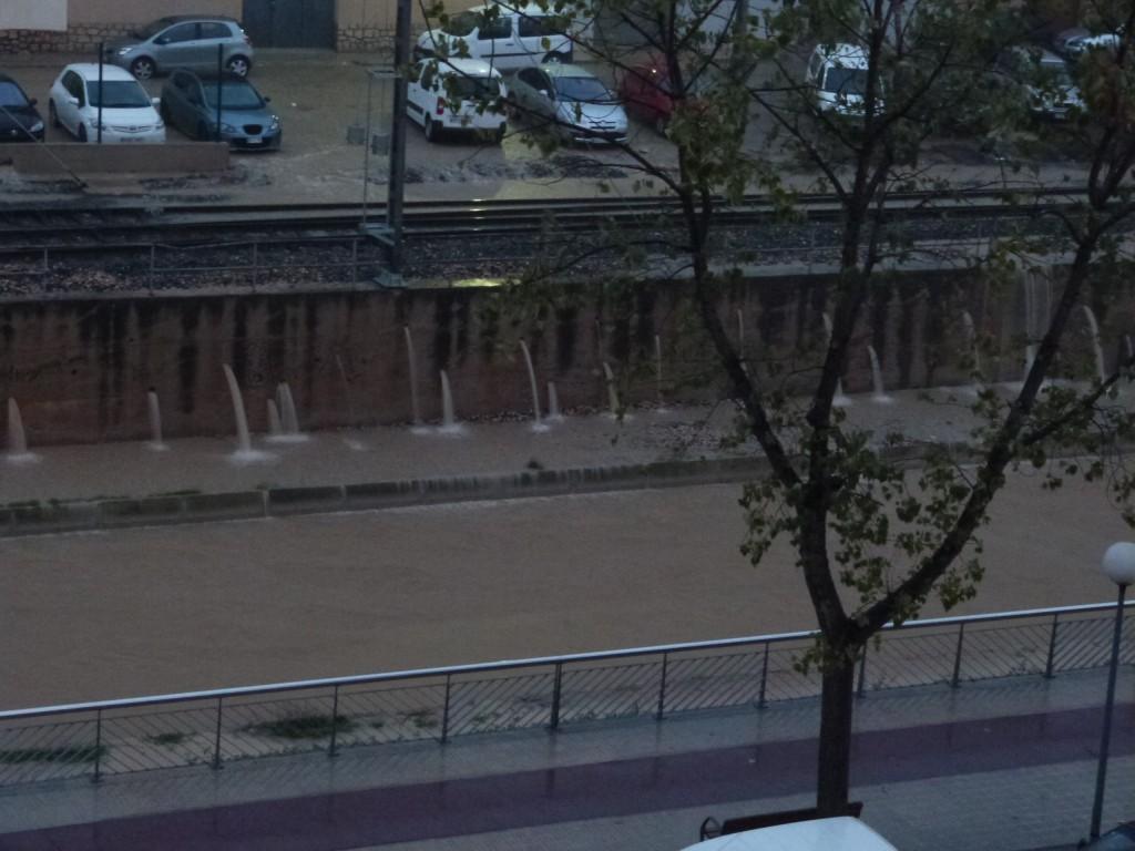 Pluja intensa a Tortosa 121117 (1)