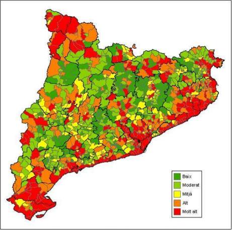 mapa risc